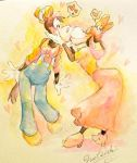 Horace and Clarabelle by Natsu-Nori