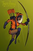 046 - Tiger Arrow by DBed