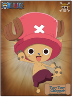 Chopper by Deidara465