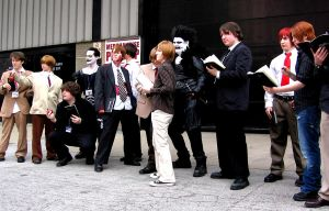 Kira - Death Note by PMconfection