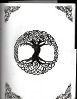 Celtic Designs by iiRawrDinosaurii