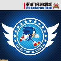 History of Sonic Music 20th by Silversonicvxd