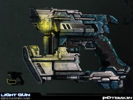 Potemkin: Light Gun by ionen