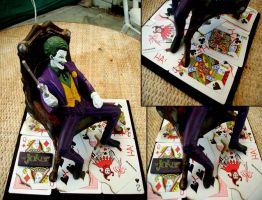 The Joker finished by ThePrinceofMars