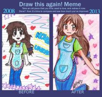 Rossana time - improvement meme by superalvichan