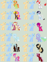Unique breeding stable (closed) by lovelesschild