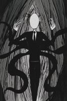 Happy Halloween - Slenderman by khiro