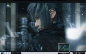 Final Fantasy Versus XIII by umedayuki88