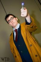 The Tenth Doctor by JavaCosplay