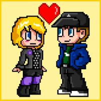 Marv and Anne Scott Pilgrim Style by Anne-chan
