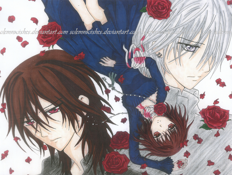 Decode... Vampire Knight by SolemnWishes
