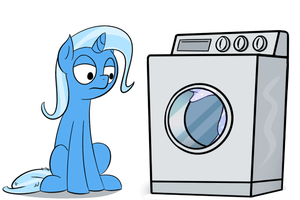 Laundry Day GIF by SubjectNumber2394