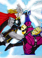 THOR vs MONGUL edited by gagex07