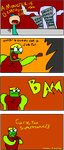 superdude comic 1 by Takras