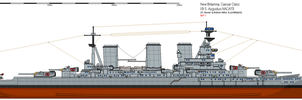 BE Caesar Class Battleship by Lord-Malachi