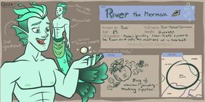 River the Mer-Sir by Catnip1996