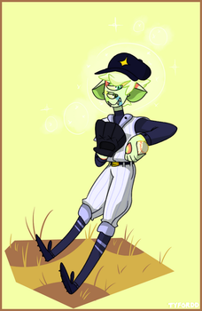 [P] - Team Earth's Pitcher, Ford by Tyfordd