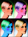 Twiggy, Revisted by jhonsyk
