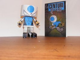 Centuri Toy 2 by IdeatoPaperStudios