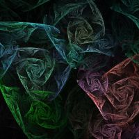 Paper Roses by anjaleck