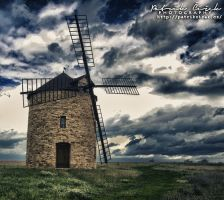 Wind mill by mufiinek
