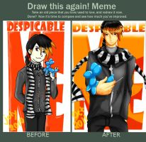 Draw This Again Meme by Tennessee11741