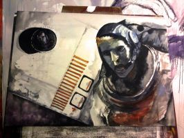 Lost Astronaut by Dorotty