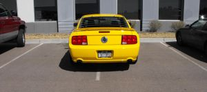 Douchebag Mustang Owner by Zhon