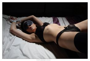 Tied Kacie 01 by 365erotic