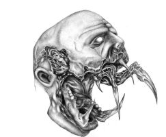 Necromorph by What-The-Fcuk
