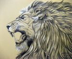 Roaring Lion by HouseofChabrier
