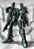 Armored Core 2 by Fahad-Naeem