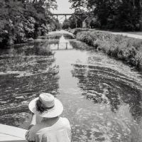 On the Canal by jonniedee