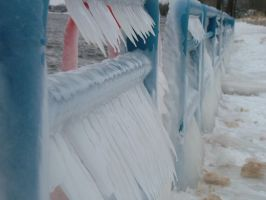Flowing Ice by freeagent01