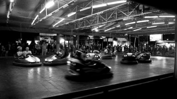Bumpercars by anno1719