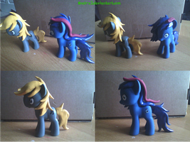 Noah And Serene Customs By Whysteria! by Noah-x3