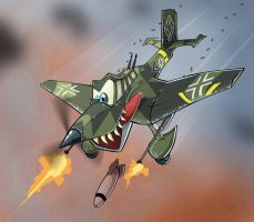 Lil' Luftwaffe by Sodano