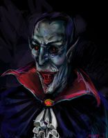 Dracula by 0becomingX