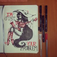 #01 - I'M just YOUR problem by VampireQueen-21302