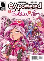 EMPOWERED and The SOLDIER OF LOVE 02 COVER by KarlaDiazC