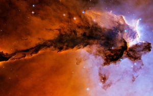 Eagle Nebula by RyanHeffron