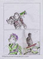 Love story war by AyanamiNaidelyn
