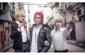 [K] Project - I'm glad I met you by KURA-rin
