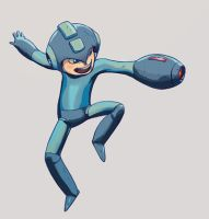 Rockman-2 by dragonalth