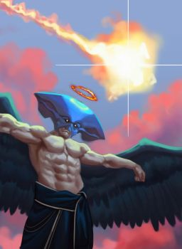 where's your god now by Vergil-Arkham