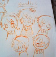 The Nordics by kitkat808