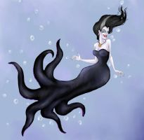 Ursula's Younger Days by stargate4ever23