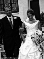 Bride and Father by aybarra200688