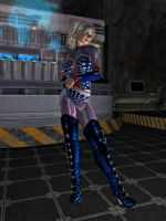 Madame America in Second Life by MollyFootman