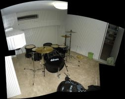 drum room redone1 by will-yen